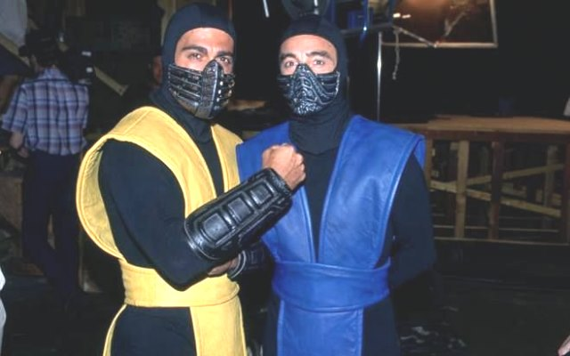 Актеры Mortal Kombat тогда и сейчас