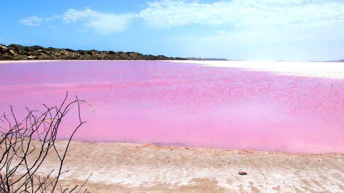 Озеро Ретба, Сенегал