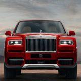 Rolls-Royce создал первый в своей историивнедорожник