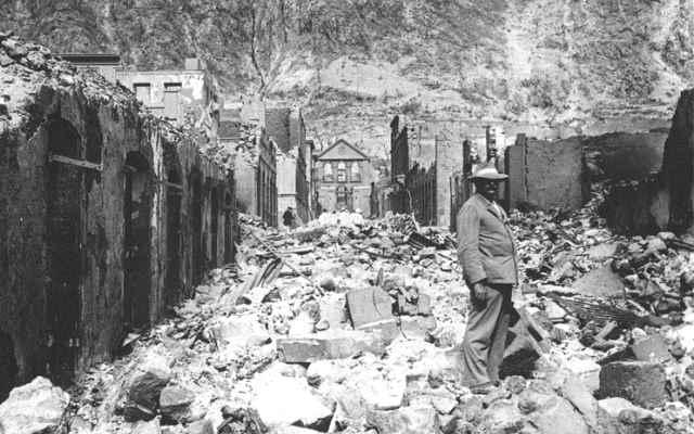 Самые крупные стихийные бедствия за всю историю человечества