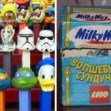 Самые популярные вкусняшки из вашего детства