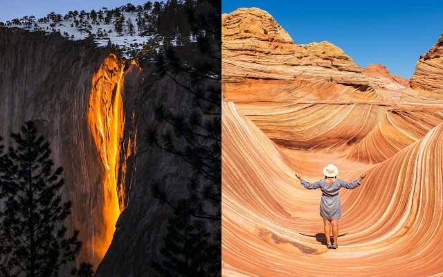 Удивительные природные оптические иллюзии