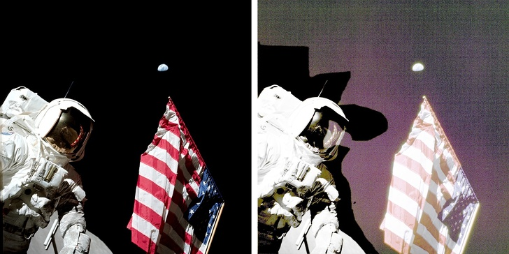 Высадка на Луну — мистификация