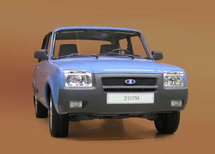 ВАЗ 2107м classic 2
