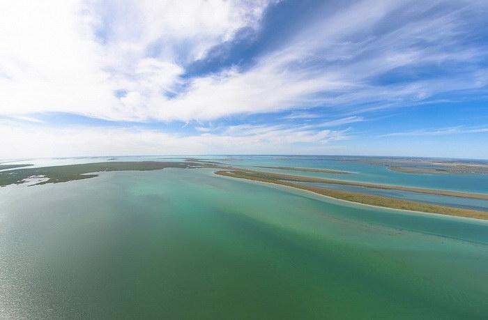7 место: Озеро Чаны