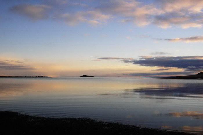 5 место: Озеро Таймыр