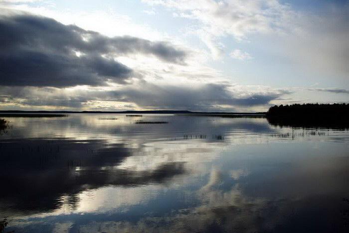 4 место: Онежское озеро