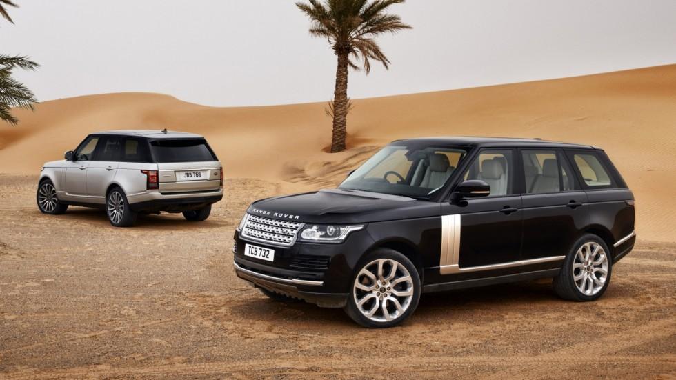 Range Rover '2012–17