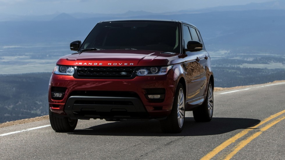 Range Rover Sport '2013–н.в.