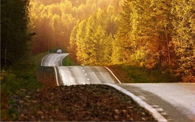10 самых красивых дорог и трасс России