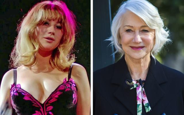 17 знаменитых актрис, которых мы вряд ли узнаем в их первых фильмах