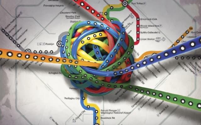 25 самых больших систем метро в мире по протяженности пути