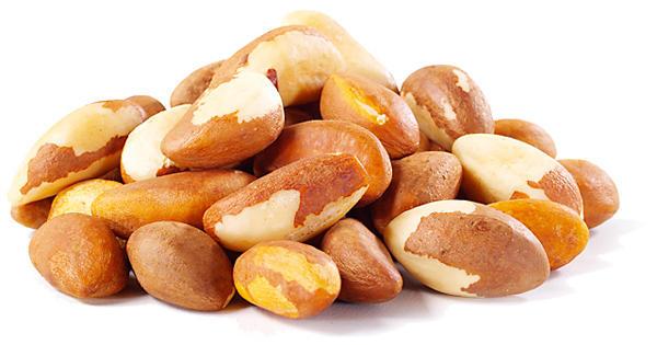 7. Бразильский орех