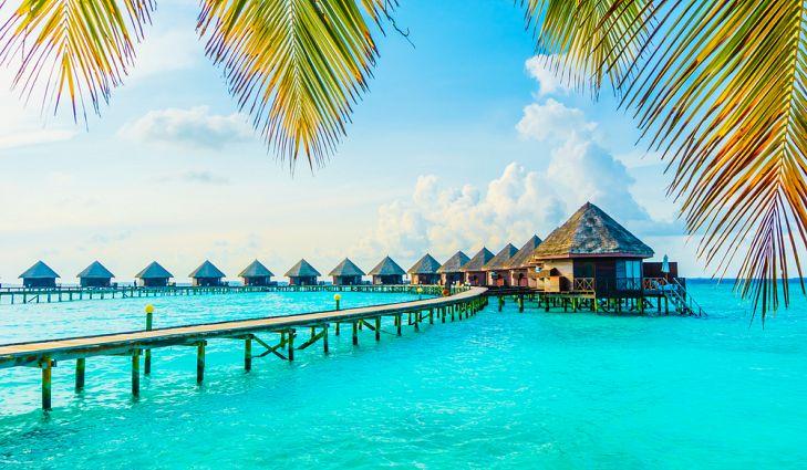 9. Мальдивы