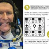 Головоломки, которыми тестируют астронавтов