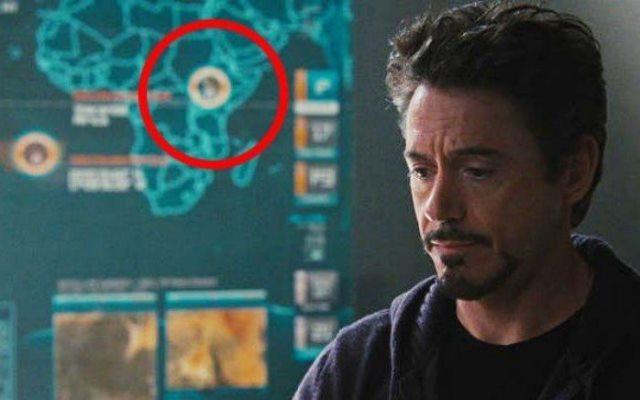 Интересные пасхалки в фильмах «Marvel»