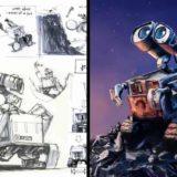 Интересные подробности создания мультфильма «ВАЛЛ-И»