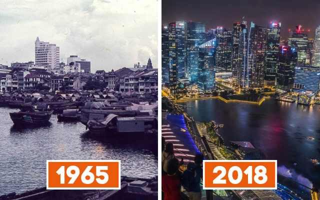 Как Сингапуру удалось победить бандитов и избавиться от коррупции