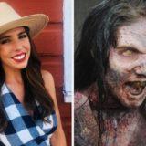 Как в реальной жизни выглядят актрисы из фильмов ужасов