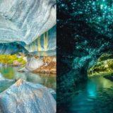 Необычные места и природные странности по всему миру
