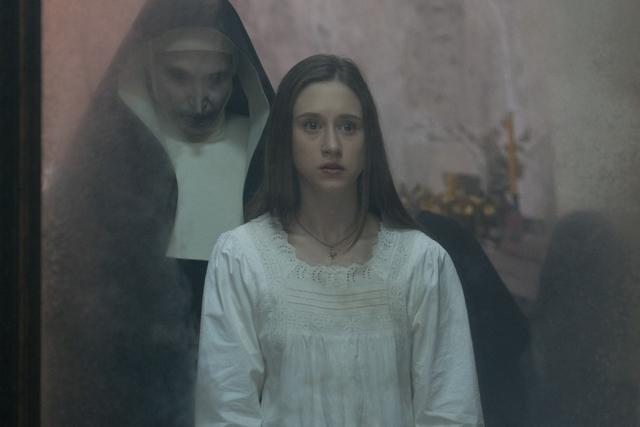 Проклятие монахини (The Nun)