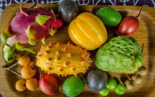 Самые удивительные фрукты в мире