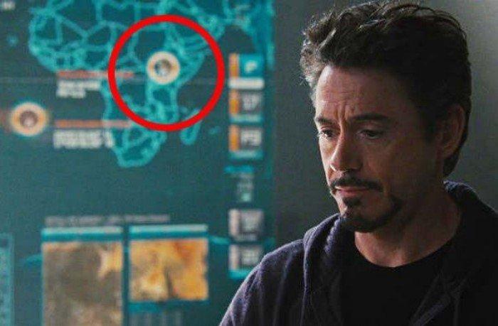 пасхалки в фильмах «Marvel»