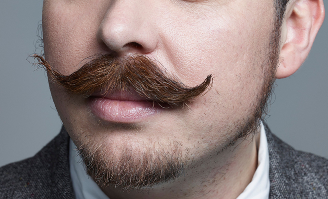 запрещено ношение усов мужчинам