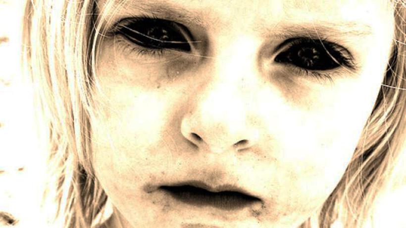 Черноглазые дети