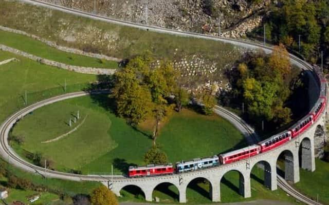 Самые необычные железные дороги в мире