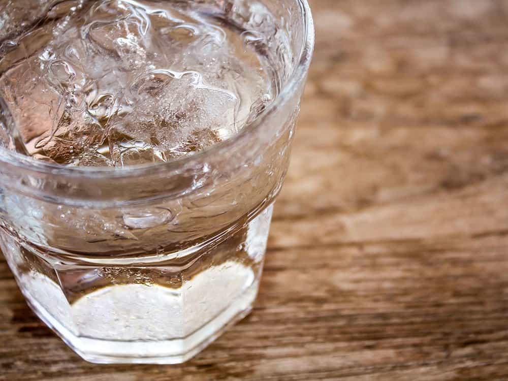 Пейте ледяную воду