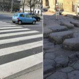Какпоявились первые пешеходные переходы