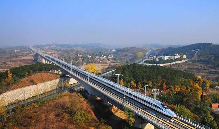 3. Тяньцзиньский виадук (Китай), 113 км