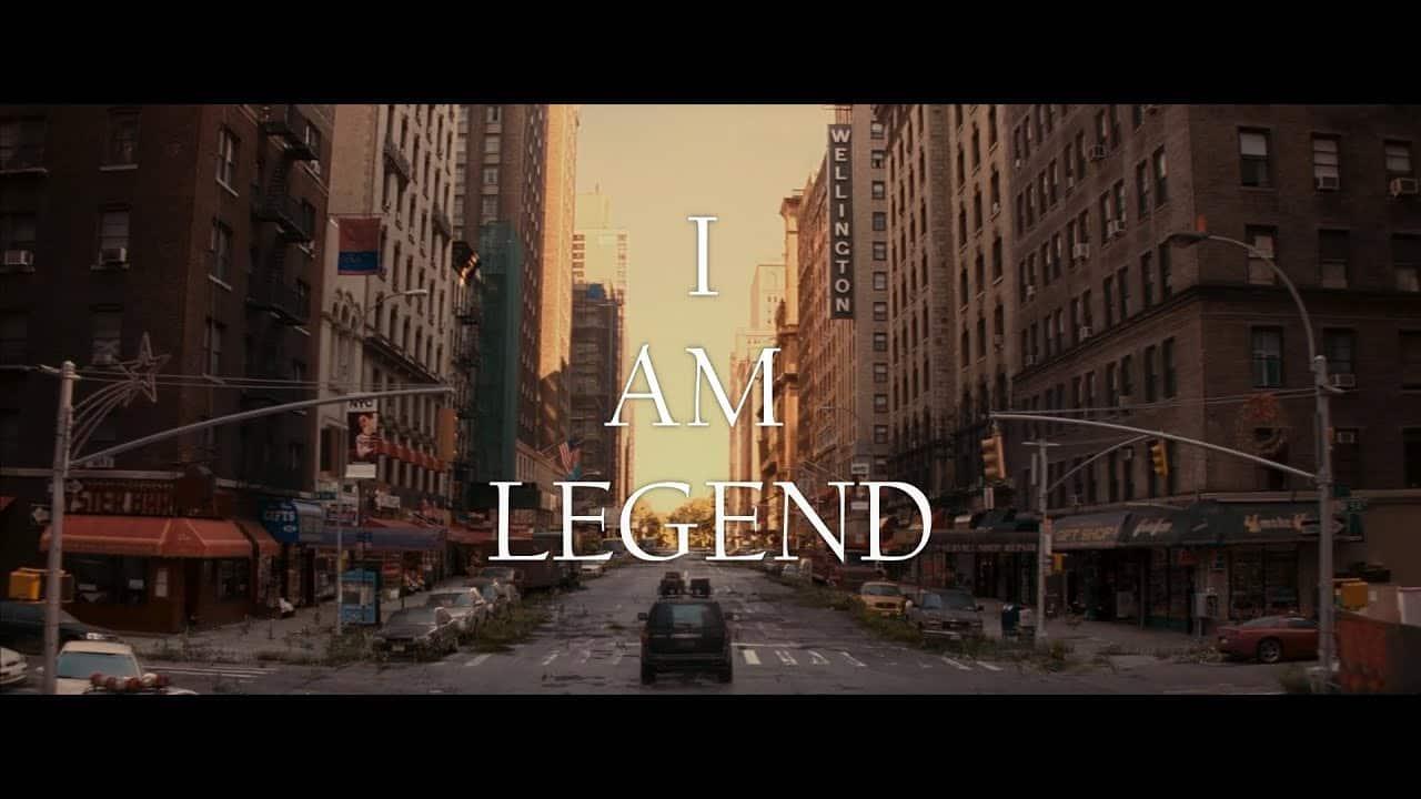 Я – легенда 2