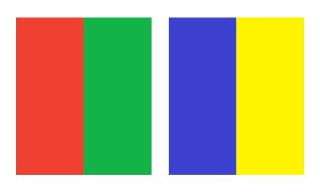 «запрещенные»цвета