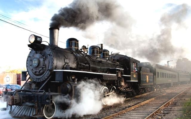 10 фактов, которые вы, вероятно, не знали о поездах