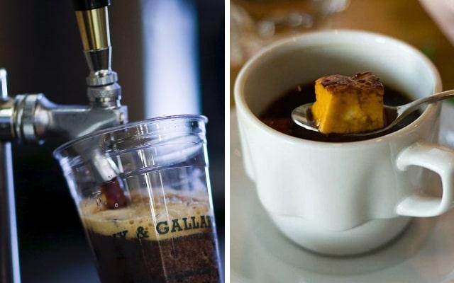 10 самых странных рецептов кофейных напитков