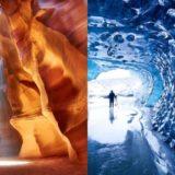 16 мест на Земле, которые выглядят так необычно