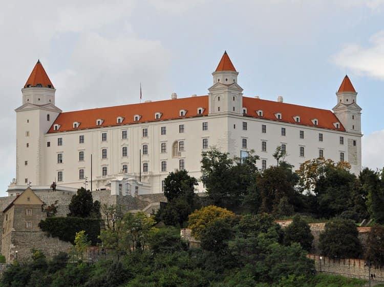 21. Словакия