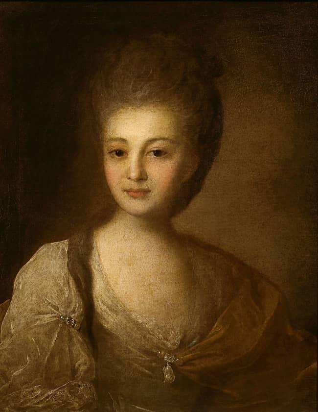 Александра Петровна Струйская