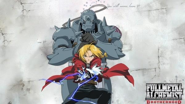 Fullmetal Alchemist: Brotherhood