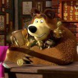 Как мультфильм «Маша и медведь»собрал на YouTube 3,4 миллиарда просмотров
