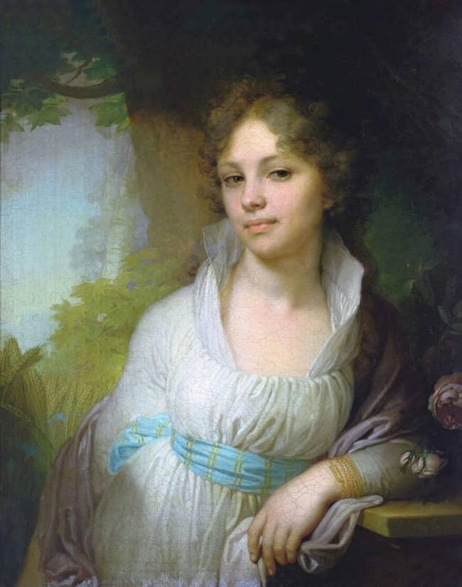 Мария Лопухина