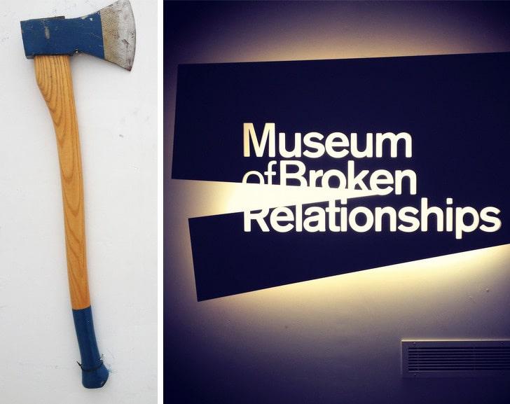Музей разорванных отношений