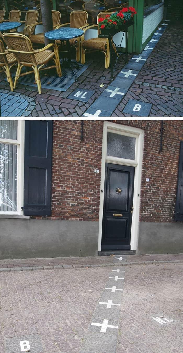 3. Нидерланды — Бельгия