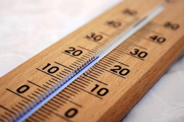 Температуры тела падает