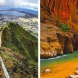 10 самых невероятных пешеходных тропинок в мире