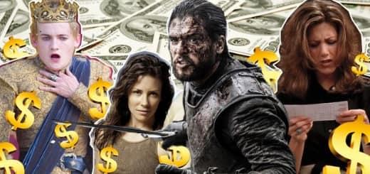12 самых дорогих сериалов всех времен — рейтинг
