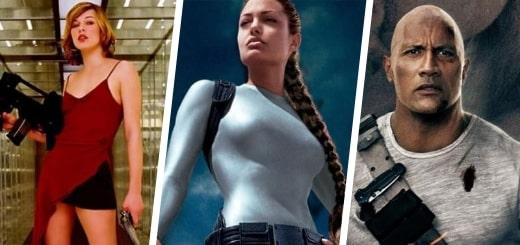 20 лучших фильмов снятых на основекомпьютерных видеоигр