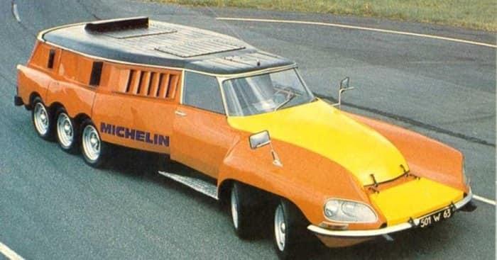 7. «Michelin»